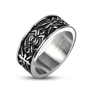 Bague tribal